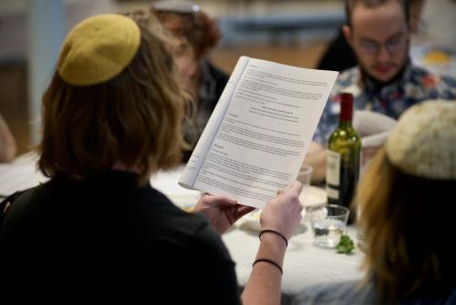 LGBTQ Community Seder